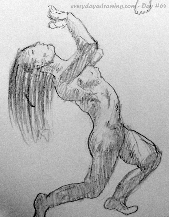 11 minute figure drawings