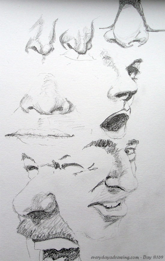 how to draw noses tumblr