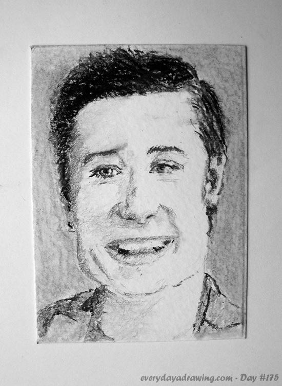Josh Hutcherson Drawing