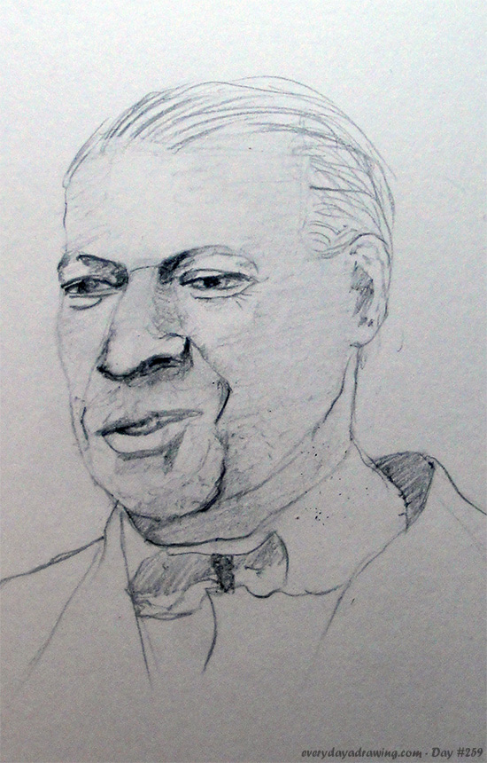Jeffrey Tucker Drawing