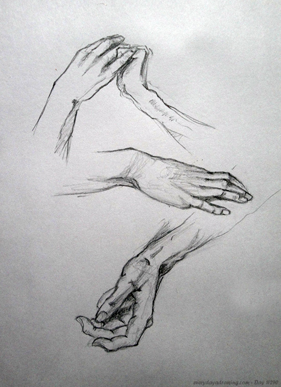 "Copy of ""Painter's Hands"" by Kamille Corry"